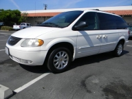 Used Orange County 2002 Chrysler Town & Country LXI
