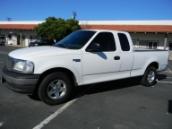 Used Orange County 2002 ford F150 Extra Cab Pickup Truck