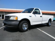 Used Orange County 2002 Ford F150 Long Bed Pickup Truck