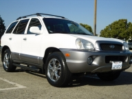Used Orange County 2002 Hyundai Santa Fe