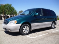 Used Orange County 2002 Kia Sedona EX