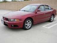 Used Orange County 2002 Mitsubishi Galant GTZ