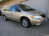 Used Orange County 2003 Chrysler Town & Country All Wheel Drive
