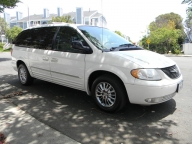 Used Orange County 2003 Chrysler Town & Country Limited