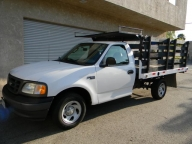 Used Orange County 2003 Ford F150 Stakebed Work Truck
