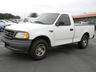 Used Orange County 2003 Ford F150 Pickup Truck