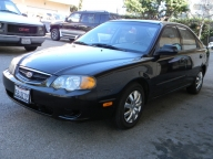Used Orange County 2003 Kia Spectra