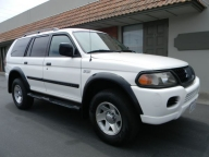 Used Orange County 2003 Mitsubishi Montero LS