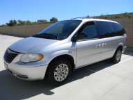 Used Orange County 2005 Chrysler Town & Country Stow n Go