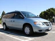 Used Orange County 2005 DODGE GRAND CARAVAN SE