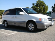 Used Orange County 2005 KIA SEDONA EX MINIVAN