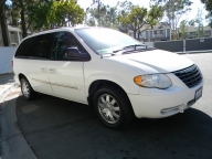 Used Orange County 2006 Chrysler Town Country Touring