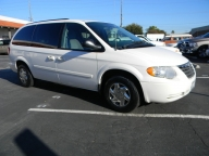 Used Orange County 2007 Chrysler Town and Country Minivan Stow n Go Seating