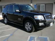 Used Orange County 2007 Ford Explorer XLT