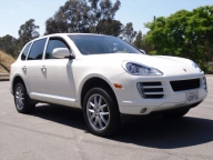 Used Orange County 2008 Porsche Cayenne