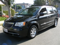 Used Orange County 2013 Chrysler Town & Country Touring