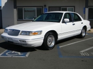 Used Orange County 1997 Mercury Grand Marquis LS Sedan