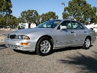 Used Orange County 1998 MITSUBISHI DIAMANTE LS